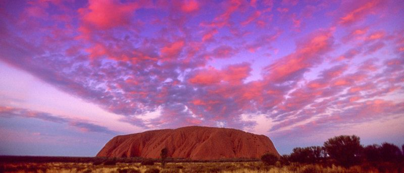 7 Day Luxury Ayers Rock view