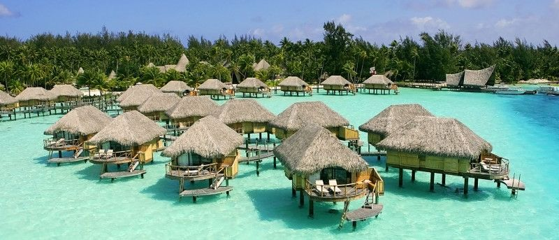 Hold your Breath Bora Bora Bungalows